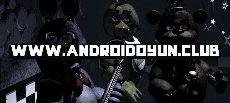 Five Nights At Freddys V184 Full Apk