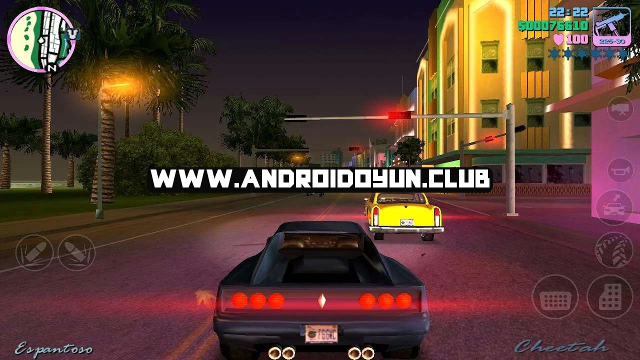 Grand theft auto vice city 1 03 apk