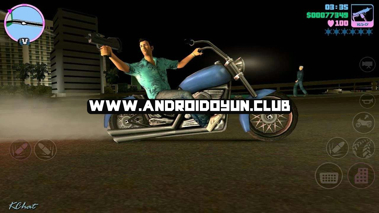 Grand Theft Auto: Vice City 1 03 FULL APK - SD DATA