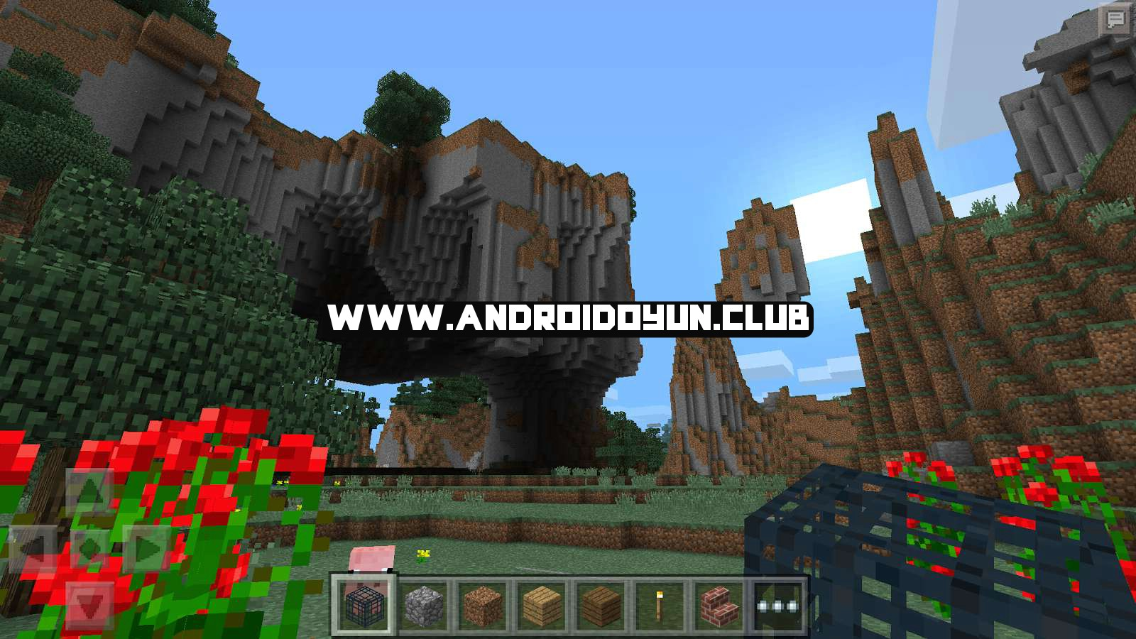 Minecraft pocket edition v0 9 5 apk for Mine craft pocket addition