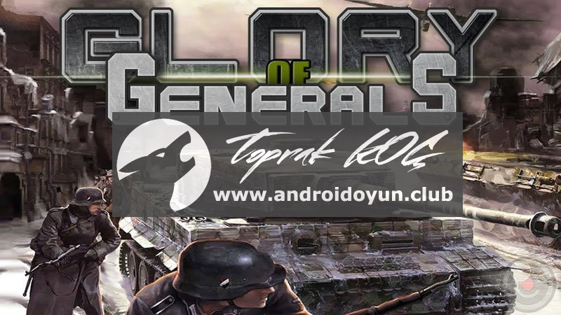 glory-of-generals-hd-v1-2-0-mod-apk-madalya-hileli