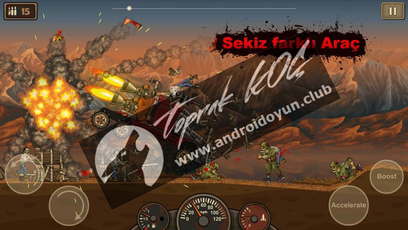 free download earn to die 2 apk