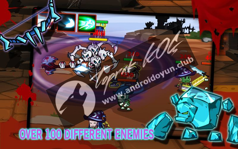 heroes-vs-monsters-3-3-9-mod-apk-para-hileli