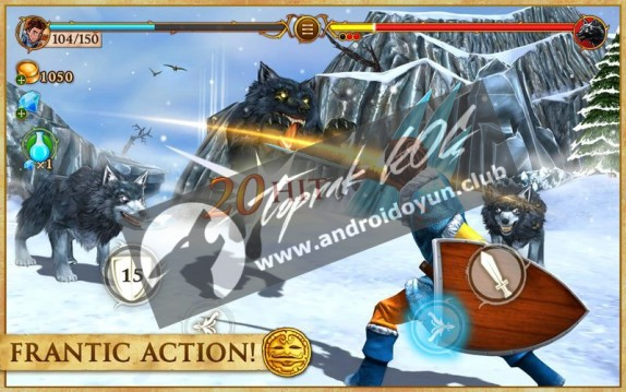 beast quest v103 mod apk  para  pot hİlelİ