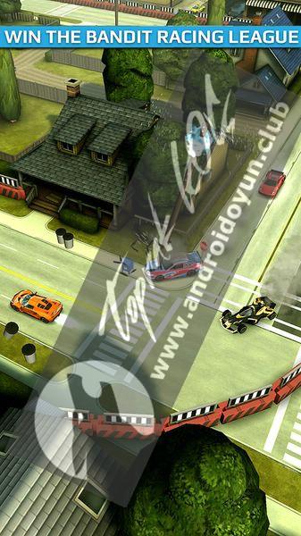apk smash bandits racing mod