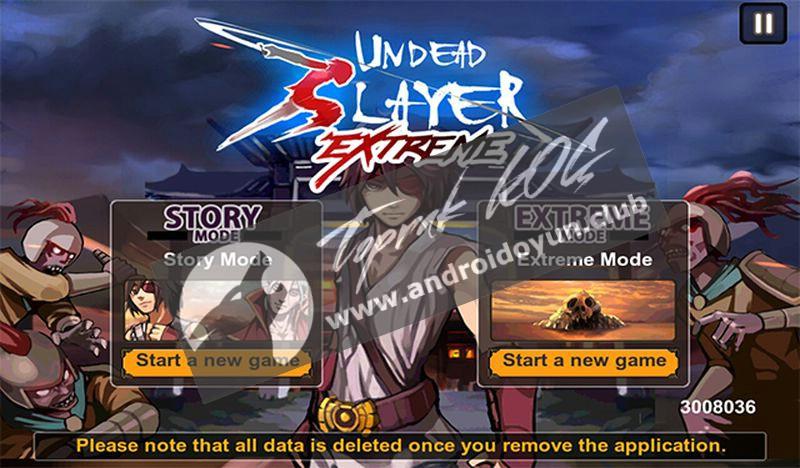Undead Slayer Extreme v1.0.0 MOD APK – PARA HİLELİ