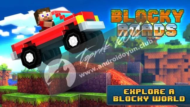 blocky-roads-v1-2-3-mod-apk-mega-hileli