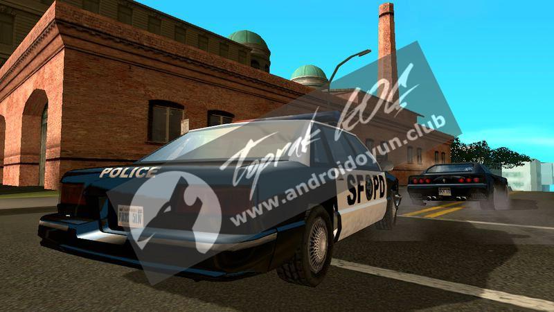 GTA San Andreas v1 08 FULL APK - SD DATA