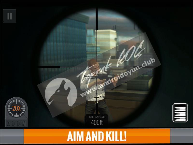 Sniper 3D Assassin v1.14.4 MOD APK – PARA ... - Pinterest