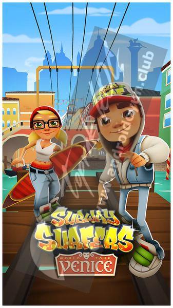 Subway Surfers - Download Free Game Free
