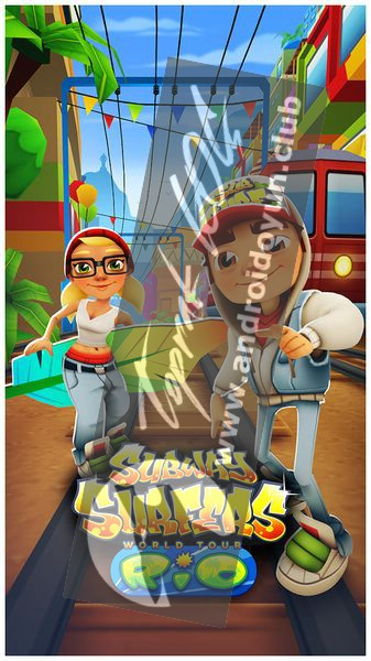 Subway Surfers Mod Apk Android Oyun Club idea gallery