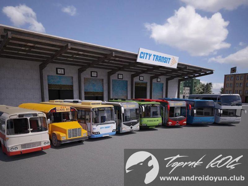 скачать игру Euro Bus Simulator 2016 - фото 6