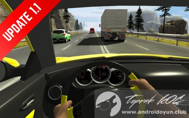 Racing In Car >> Racing In Car V1 1 Mod Apk Para Hileli