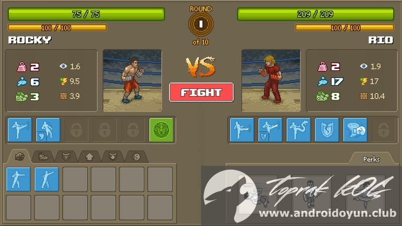 Image Result For Punch Club V Apk For Android