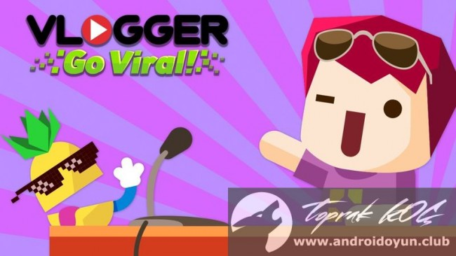 vlogger-go-viral-clicker-v1-1-mod-apk-elmas-hileli