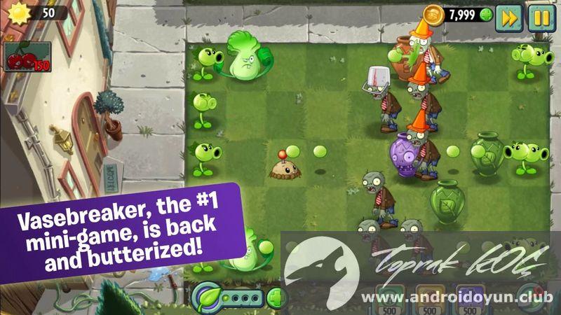 Plants vs zombies 2 v452 mod apk para hlel plants vs zombies 2 v4 5 2 mod voltagebd Choice Image