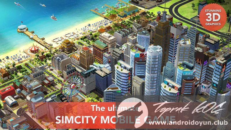 simcity apk hile android oyun club son surum