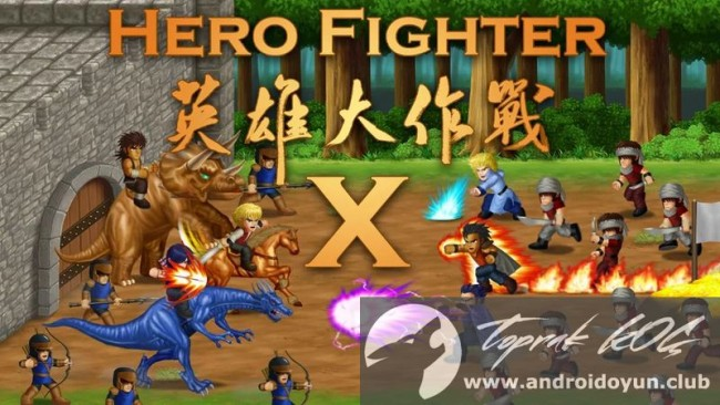 hero-fighter-x-v1-091-mod-apk-elmas-hileli