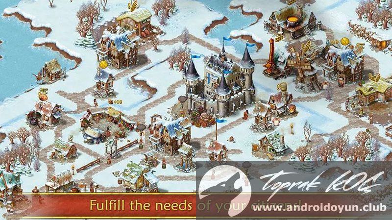 descargar townsmen mod apk download