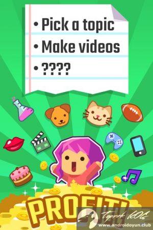 vlogger-go-viral-clicker-v1-4-mod-apk-elmas-hileli-3