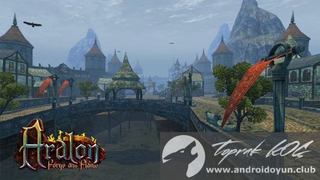 aralon-forge-and-flame-v2-32-mod-apk-para-hileli