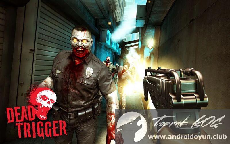 dead trigger v1 9 5 mod apk para hileli