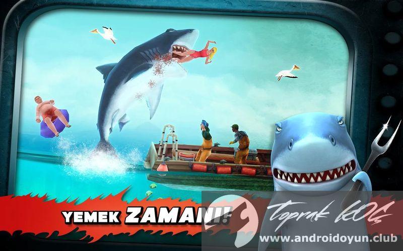 hungry shark evolution v4 1 2 mod apk mega hileli