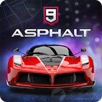 Asphalt 9 Legends v0.4.6с FULL APK