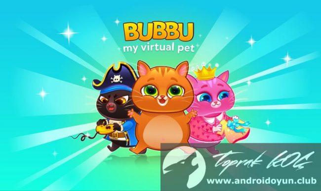 bubbu-my-virtual-pet-v1-18-mod-apk-para-hileli
