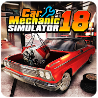 Car Mechanic Simulator 18 v1.2.3 PARA HİLELİ APK