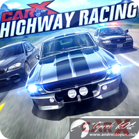CarX Highway Racing Hile Apk