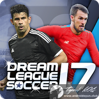 Dream League Soccer 2017 v4.10 PARA HİLELİ APK