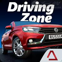 Driving Zone Russia v1.15 PARA HİLELİ APK