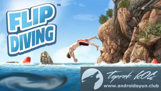 Flip Diving Para Hileli Apk