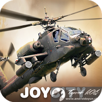 Gunship Battle Helicopter 3D v2.5.01 PARA HİLELİ APK