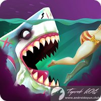 Hungry Shark World Para Hileli Apk