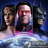 Injustice Gods Among Us v2.16 PARA HİLELİ APK