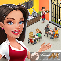 My Cafe Recipes Stories v2017.3.2 PARA HİLELİ APK