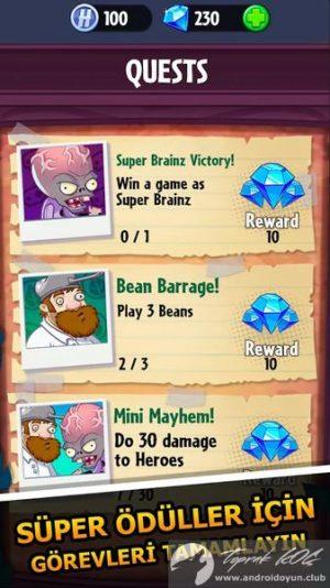 plants-vs-zombies-heroes-v1-4-14-mod-apk-gunes-hileli-3