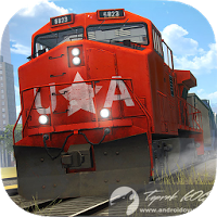 Train Simulator PRO 2018 v1.3.7 PARA HİLELİ APK