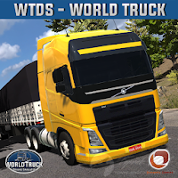 World Truck Driving Simulator v1.026 PARA HİLELİ APK