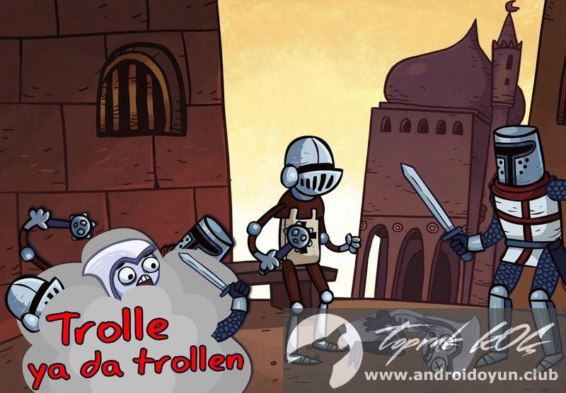 Troll Face Quest Video Games v0.9.41 MOD APK - HİLELİ
