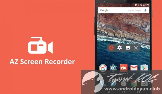 az-screen-recorder-no-root-v4-3-full-apk-tam-surum