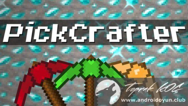 pickcrafter-v2-16-mod-apk-runic-hileli