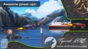 race-day-multiplayer-racing-v1-3-2-mod-apk-mega-hileli-2