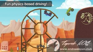 race-day-multiplayer-racing-v1-3-2-mod-apk-mega-hileli-3