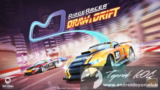 ridge-racer-draw-and-drift-v1-0-mod-apk-para-hileli