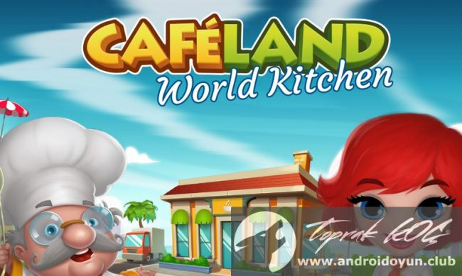 Android oyun club for Kitchen queen mod apk