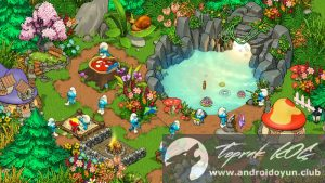 smurfs-village-magical-meadow-v1-9-1-0-mod-apk-para-hileli-2