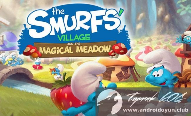 smurfs-village-magical-meadow-v1-9-1-0-mod-apk-para-hileli